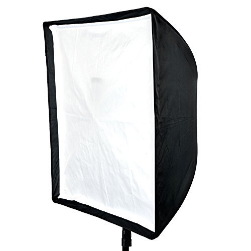 Neewer 24'' X 36'/60cm X 90cm Speedlite, Studio Flash, Speedlight and Umbrella Softbox with Carrying Bag for Portrait or Product Photography by Neewer