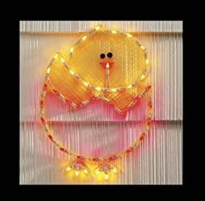 Amazon.com : EASTER LIGHTED DECORATION *LIGHTED CHICK