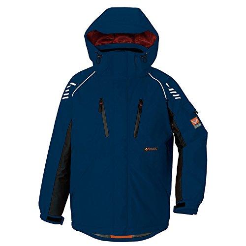 秋冬物 AITOZ アイトス 防寒ジャケット AZ-6063 008ネイビー LL B00B1YPLZS LL|ネイビー ネイビー LL