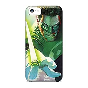 For Iphone 5c Tpu Phone Cases Covers(green Lantern I4)