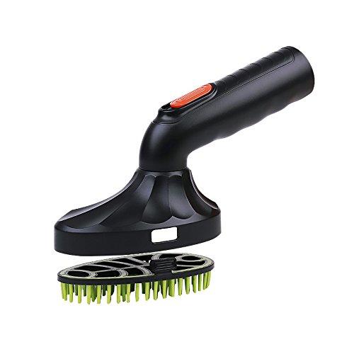 Anboo Vacuum Cleaner Pet Hair Brush Grooming mites killing Pet Hair Vacuum Tools Nozzle Attachment Tool for dog Teddy cat (Pet Vacuum Grooming Attachment)