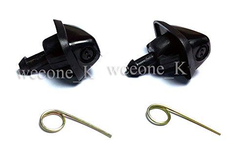 Windshield Wiper Water Jet Washer Nozzle Isuzu Pickup TFR/Holden Rodeo Pickup/Amigo/PU/Trooper - Isuzu Rodeo Wiper