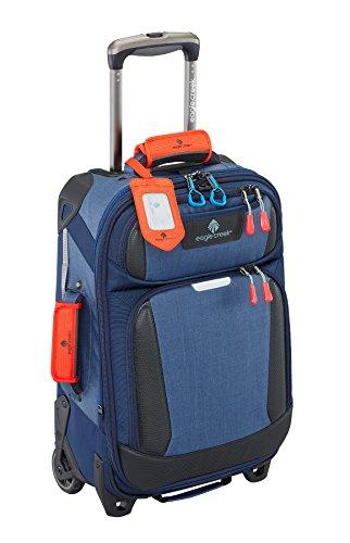 Eagle Creek Reflective Luggage Id 7pc Set, Flame Orange