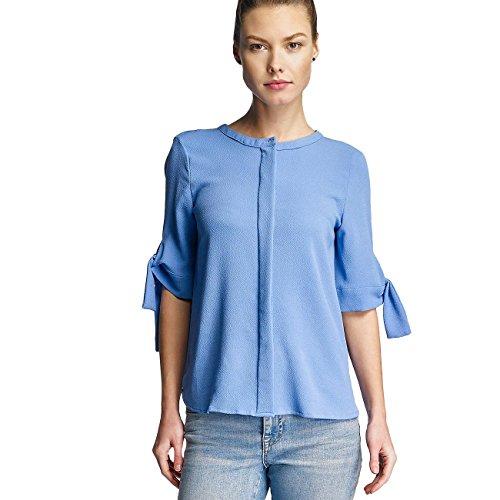 Vero Moda Mujeres Ropa superior / Blusa / Túnica VmGertrud Azul