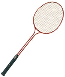 Champion Sports Double Steel Frame Badminton Racket