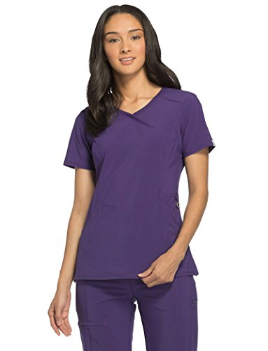 grape scrub top - 5