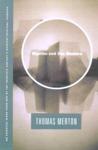 Merton Mystics Masters cover art