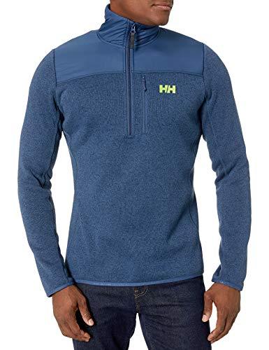 1/2 Zip Pullover Knitted Fleece - 1