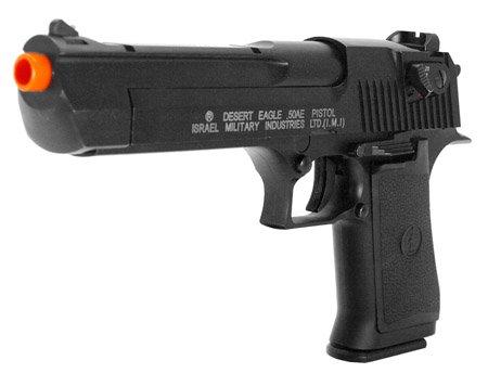 Desert Eagle Full Auto Airsoft (Automatic Airsoft Pistol)