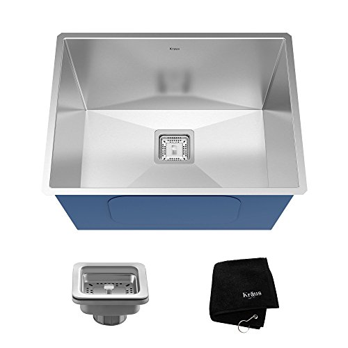 Stainless Steel Utility Sink - 5