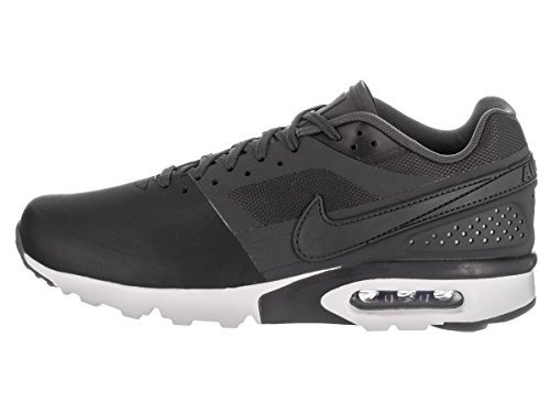 Nike Air Max Bw Ultra Se, Zapatillas para Hombre, Rouge Blanc BLACK/ANTHRACITE-ANTHRACITE