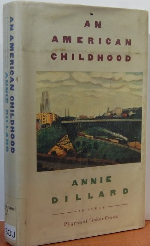 An American Childhood (G K Hall Large Print Book Series), Dillard, Annie