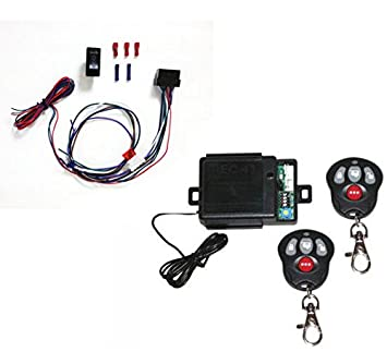 remote control wiring switch kit for linear actuators amazon co rh amazon co uk