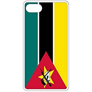Mozambique Flag White Apple Iphone 5 5s Cell Phone Case - Cover