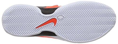 Nike Chaussures Crimson white 5 Clay Orange Tennis de Gry Blk 9 drk Vapor Ttl Morado Tour Zoom Homme rOwfTr