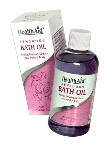 150 Ml Bath - HealthAid Sensuous Bath Oil 150ml