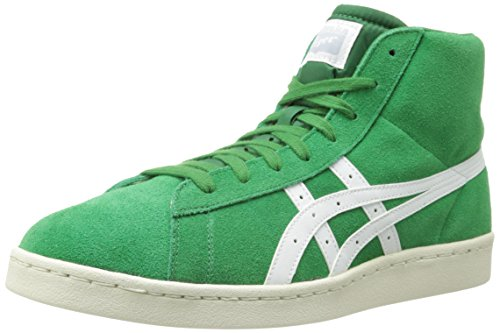 Onitsuka Tiger Fabre DC-L Fashion Sneaker,Green/White,10 US/11.5 Women's M US