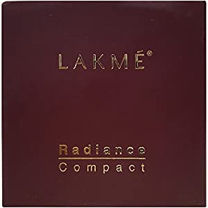 Lakmé Radiance Complexion Compact – Shell, 1 Piece Pack