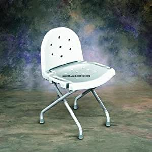 Amazon Com Folding Bathtub Seat Bench Bath Tub Chair