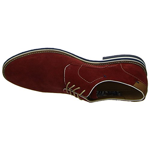 Vasco Derbys Rouge Homme Red 23 Salamander O5daYqOw
