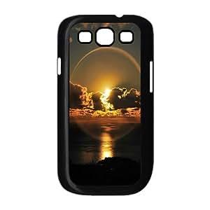 Sunset personalizadas para Samsung Galaxy S3 I9300, personalizado Sunset caso