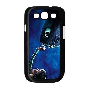 Custom Cartoon Movie How To Train Your Dragon Back Case for SamSung Galaxy S3 i9300 JNS3-897