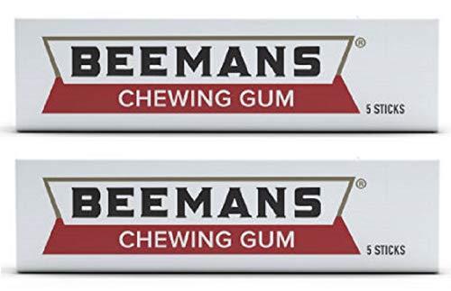 Beemans Nostalgic Chewing Gum - 2 Pack