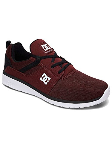 DC Uomo Borgogna Sneakers Heathrow M Shoes UwxTrpqU