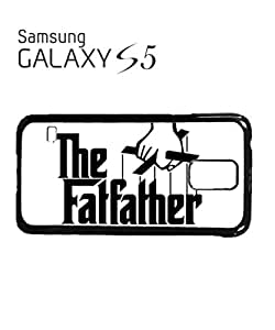 The Fat Father Cool Mobile Cell Phone Case Samsung Galaxy S5 White