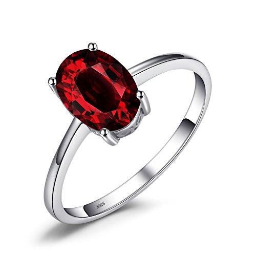 garnet rings for women - 2