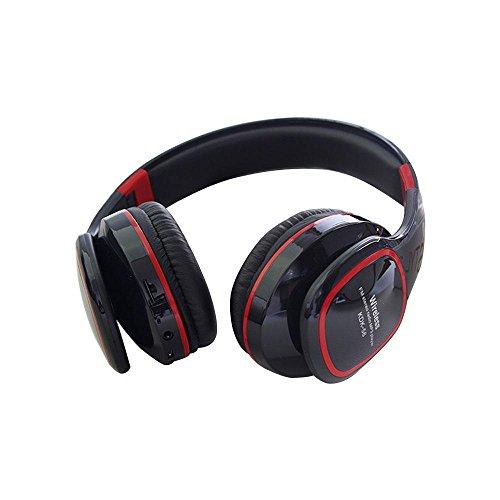 Kobwa Wireless Bluetooth Over-Ear Headphones, Foldable Porta
