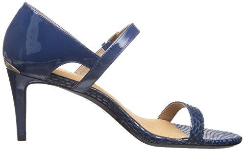 Calvin Klein Womens Luigina Dress Sandal Marine 3PVznnw6FM
