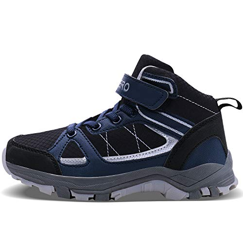 Pictures of Caitin Kids Hiking Boots Lightweight Winter Tennis 8