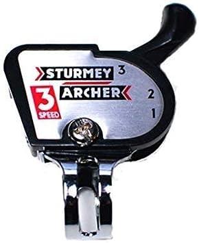 Sturmey Archer Klickschalter Palanca de Cambios 3-velocidades ...