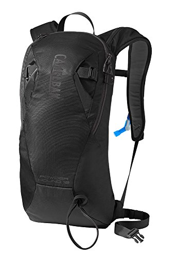 CamelBak Powder Hound 12 Hydration Pack, Black, 100 oz