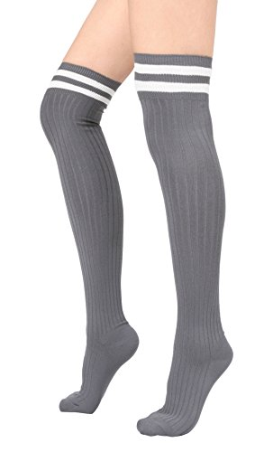 Women Fall Winter Stripe Socks