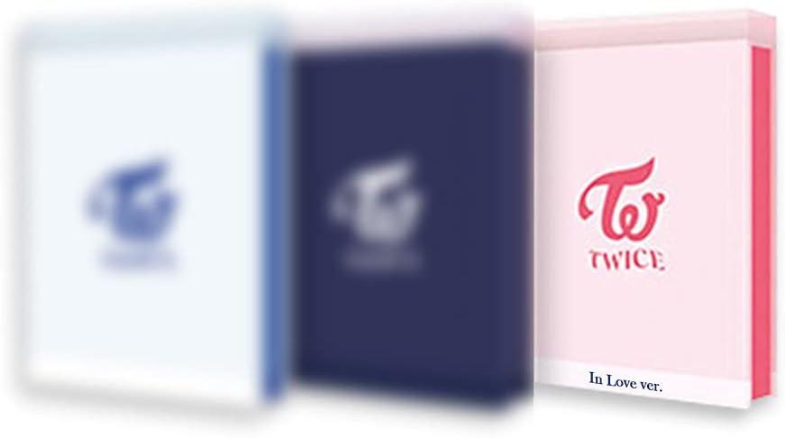 Twice Taste of Love 10th Mini Album (Incl. Pre-Order Benefits : Folded Poster, Photocard Set) (in Love Version)