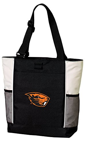 Broad Bay OSU Beavers Tote Bags Oregon State University Totes Beach Pool Or Travel