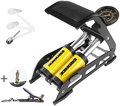 Fußpumpe Air Pedal Hochdruckpumpe Auto-Reifen-Gummireifen-Pumpe Fahrräder Und Andere Schlauchboote