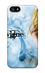 DYYKq940VUGIp NikRun Avril Lavigne Photo Durable Iphone 5/5s Tpu Flexible Soft Case