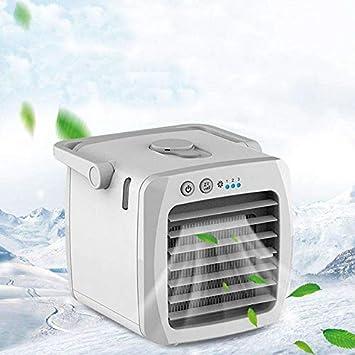WangLei Mini Acondicionador de Aire Acondicionado Portátil ...