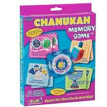 Hanukkah Memory Game by Rite Lite