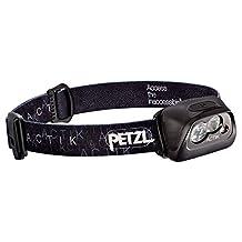 Petzl ACTIK Headlamp, 300 lumens, multi-beam, red light, reflective band
