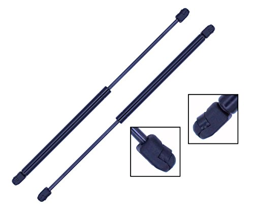 2 Piece Lincoln Navigator - 2 Pieces (SET) Rear Liftgate Hatch Lift Supports 1997 To 2002 Ford Expedition / 1997 To 2005 Lincoln Navigator / 2006 To 2013 Lincoln Navigator B5