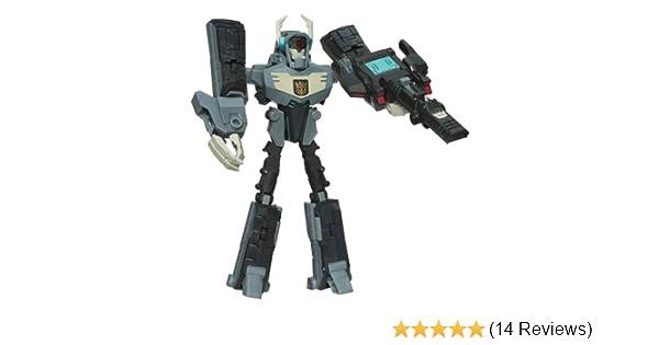 Transformers Animated Voyager - Shockwave