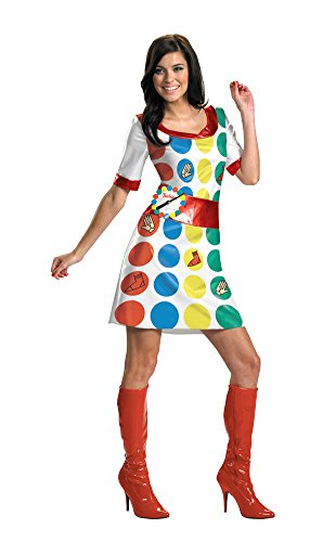 Twister Adult 4-6 Adult Womens (Sexy Twister Costumes)
