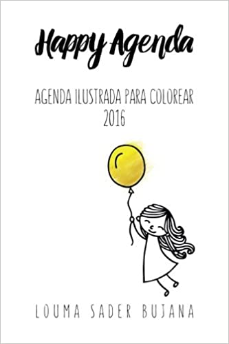 Amazon.com: Happy Agenda 2016: Agenda ilustrada para ...