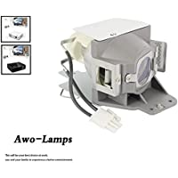 AWO Original Projector Bare Lamp Bulb RLC-079 with Housing For VIEWSONIC PJD7820HD PJD7822HDL