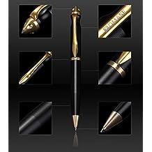 ASTRO Ballpoint Pen TP10A Tungsten Glass-breakers Self-Protection Pen Multi-function Tool (Black)