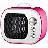 Space Mini Stereo Heaters Electric Abs Material, Ptc Fever Tablets 220v 500w Bathroom Accessories